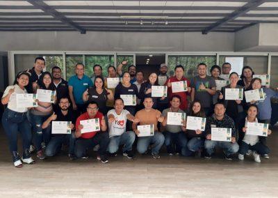 1ra Promoción N1 LudoPrevención Octubre 2019 Guatemala